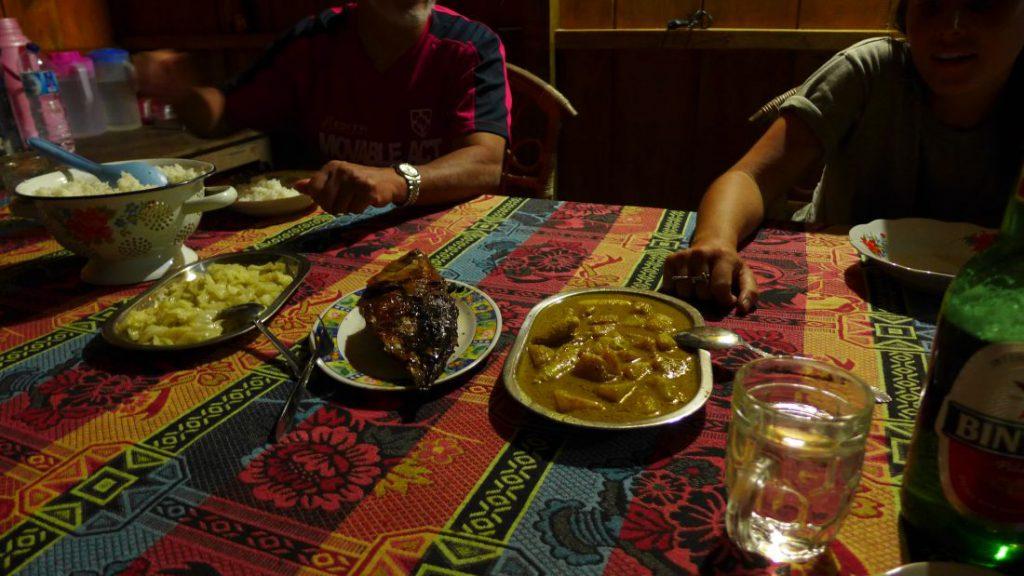 Essen togian islands