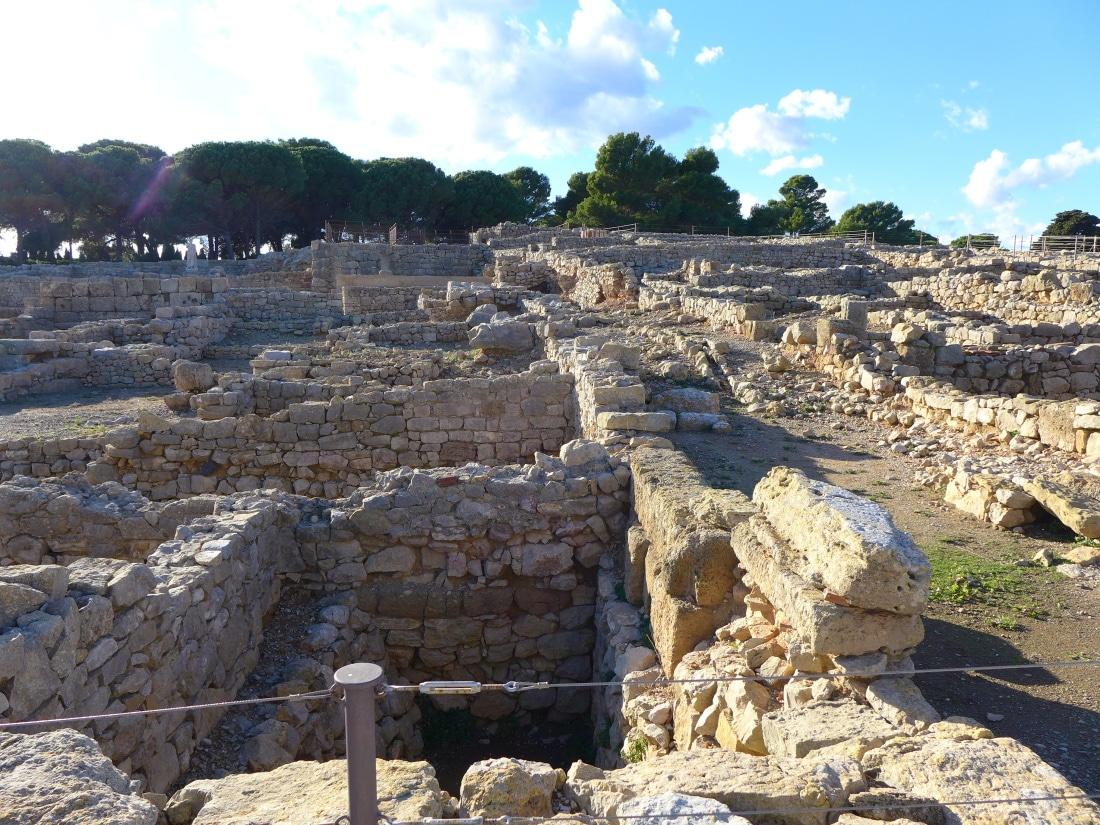 Die Ruinen von Empuries