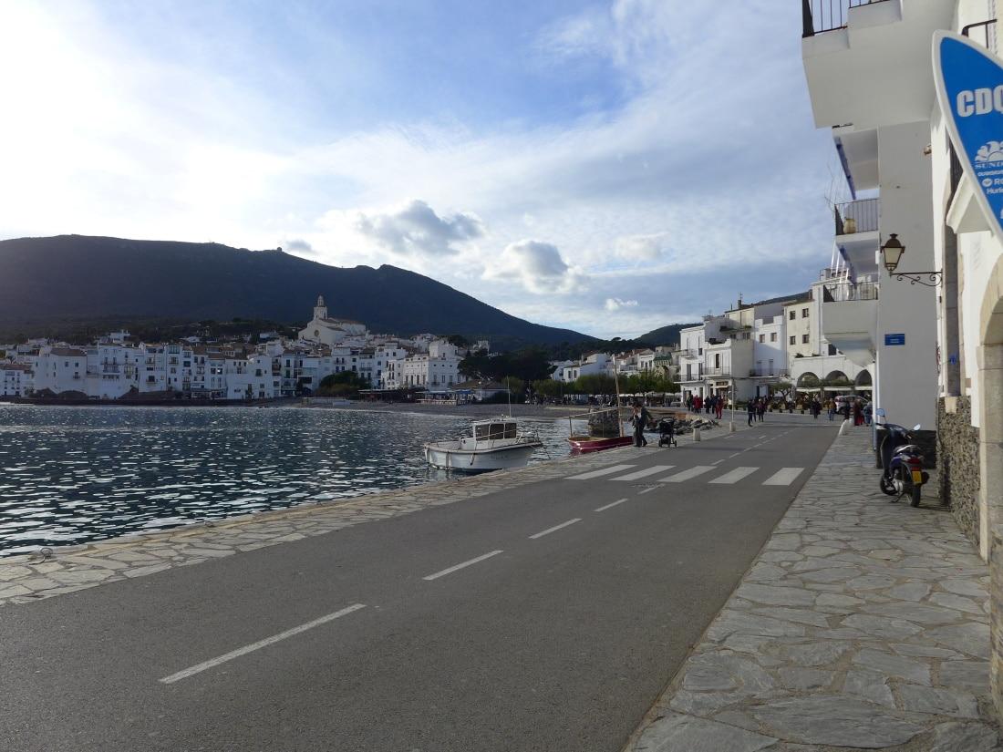 ...und ich das pittoreske Städtchen Cadaqués.