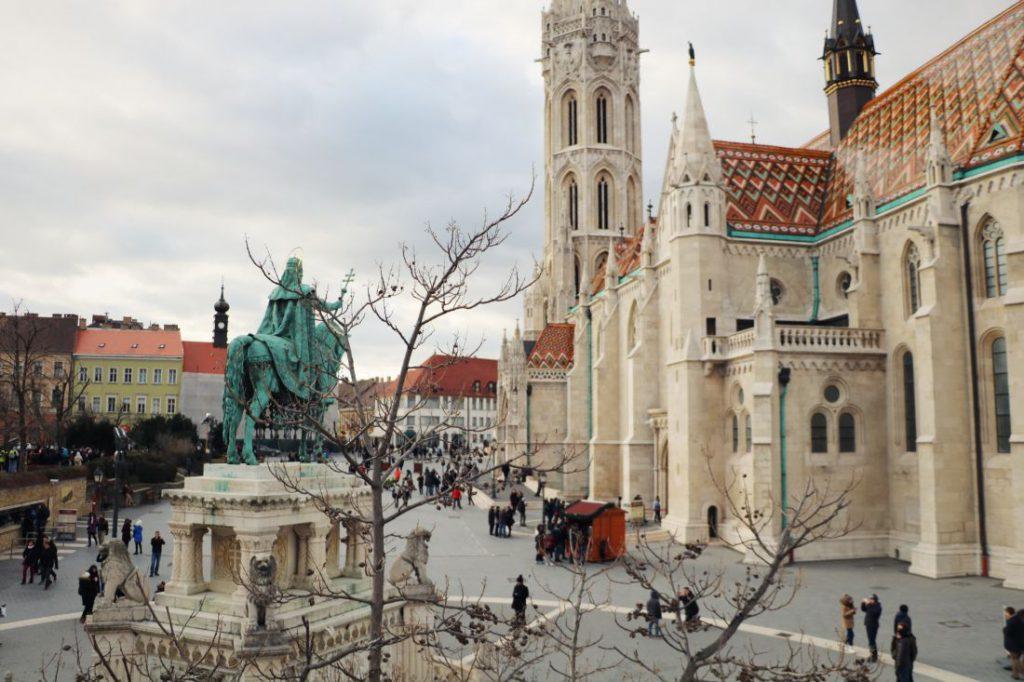 Matthiaskirche Budapest
