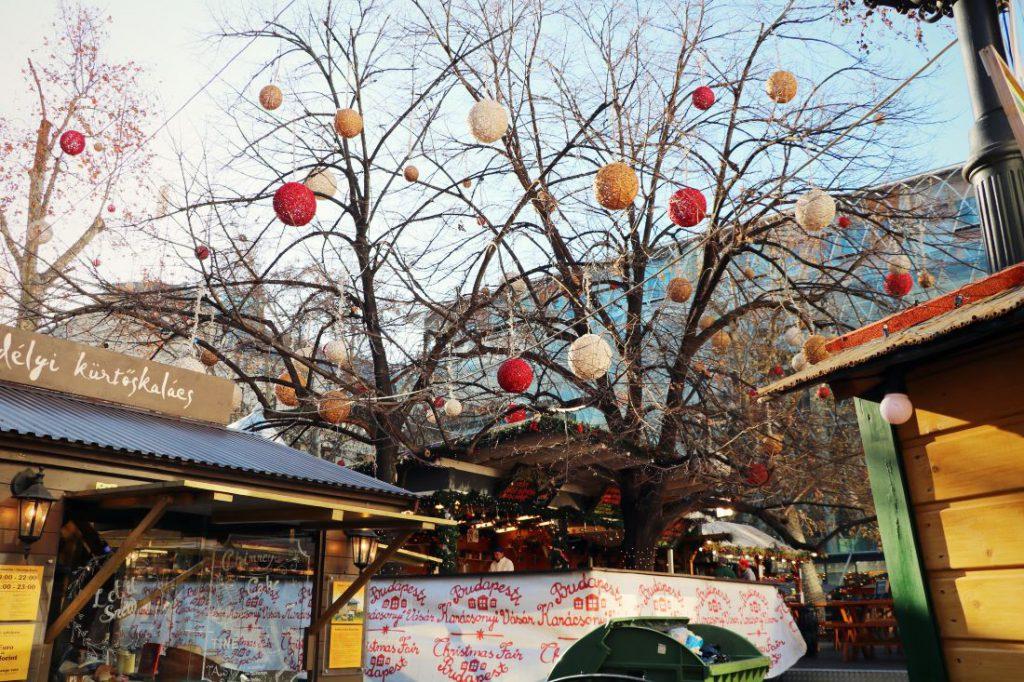 budapest Tipps weihnachtsmarkt