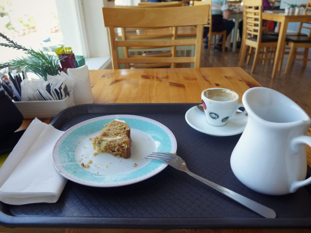 gap of dunloe café