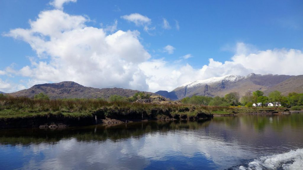 gap of dunloe landschaft