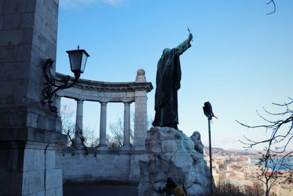 budapest Tipps gellertdenkmal budapest