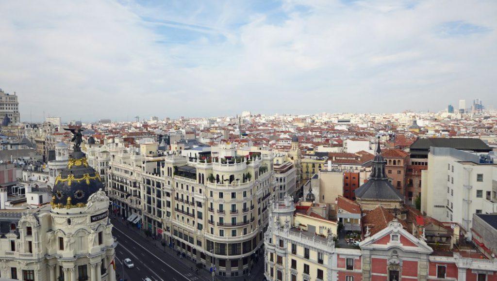 Madrid Tipps Ausblick
