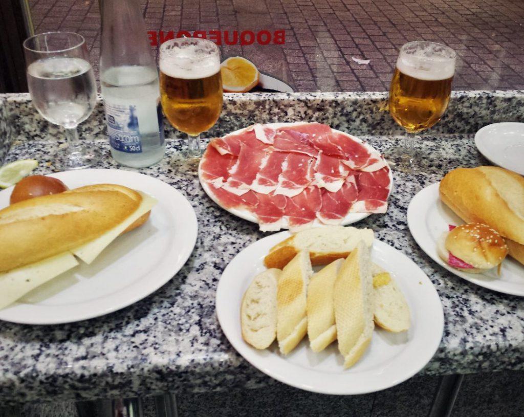 Madrid Tipps Essen Jamon