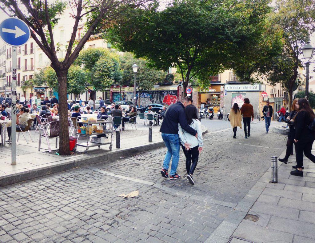 Madrid Tipps szeneviertel