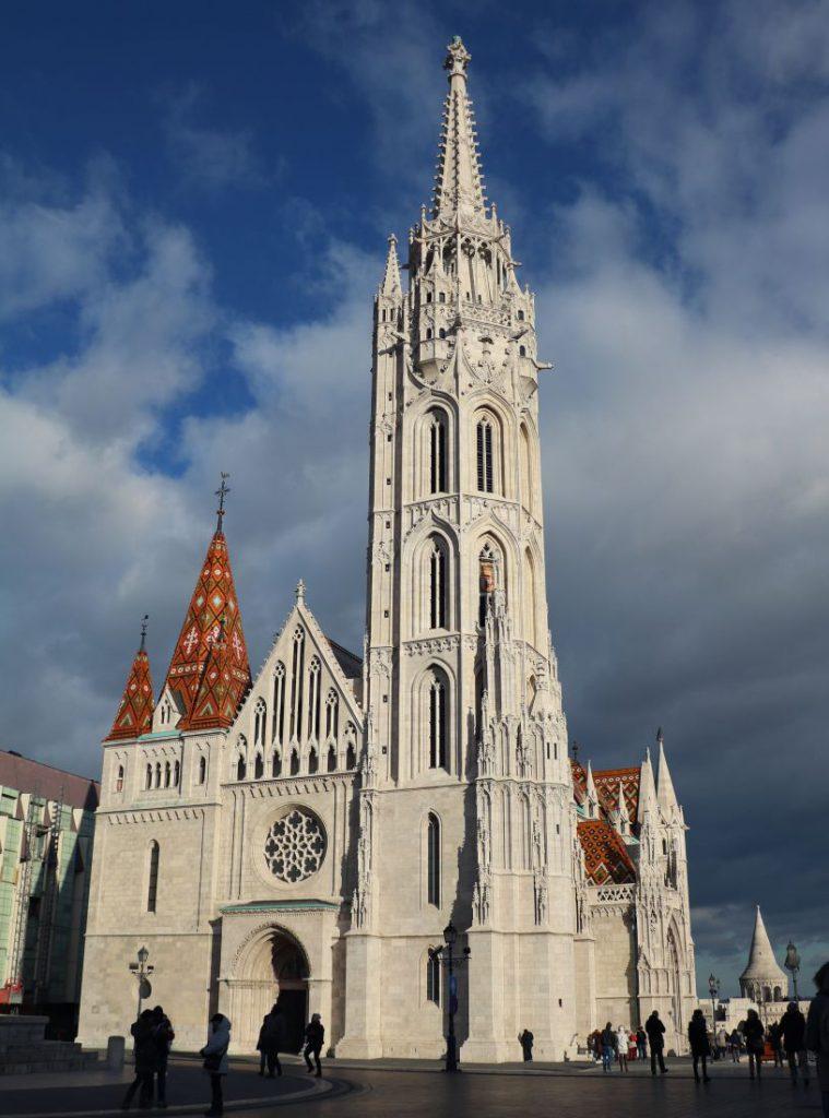 budapest Tipps Matthiaskirche Budapest