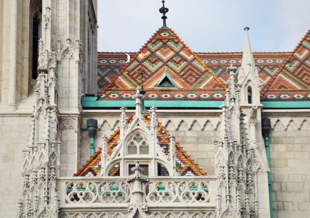 budapest Tipps Matthiaskirche Budapest Dach