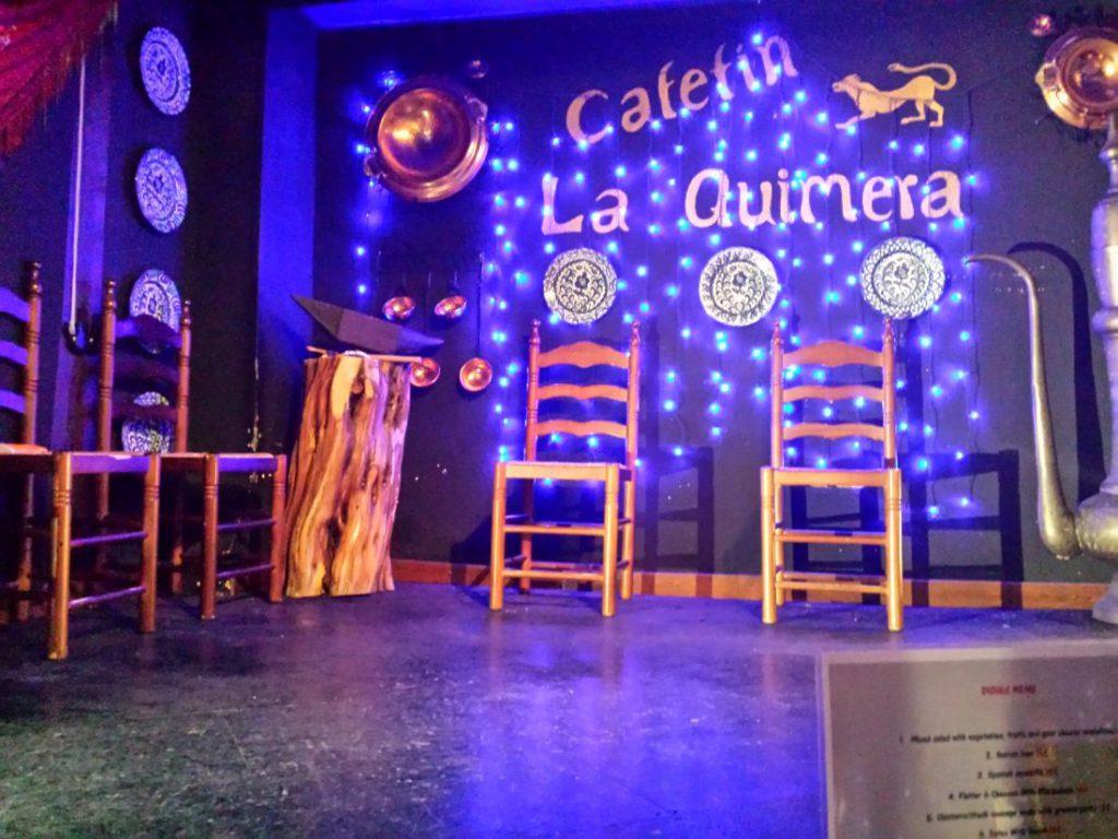 spanien flamenco bar la quimera madrid