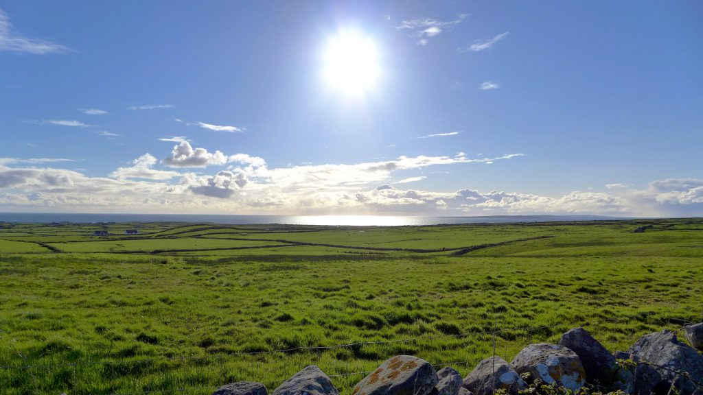 doolin weide idylle irland
