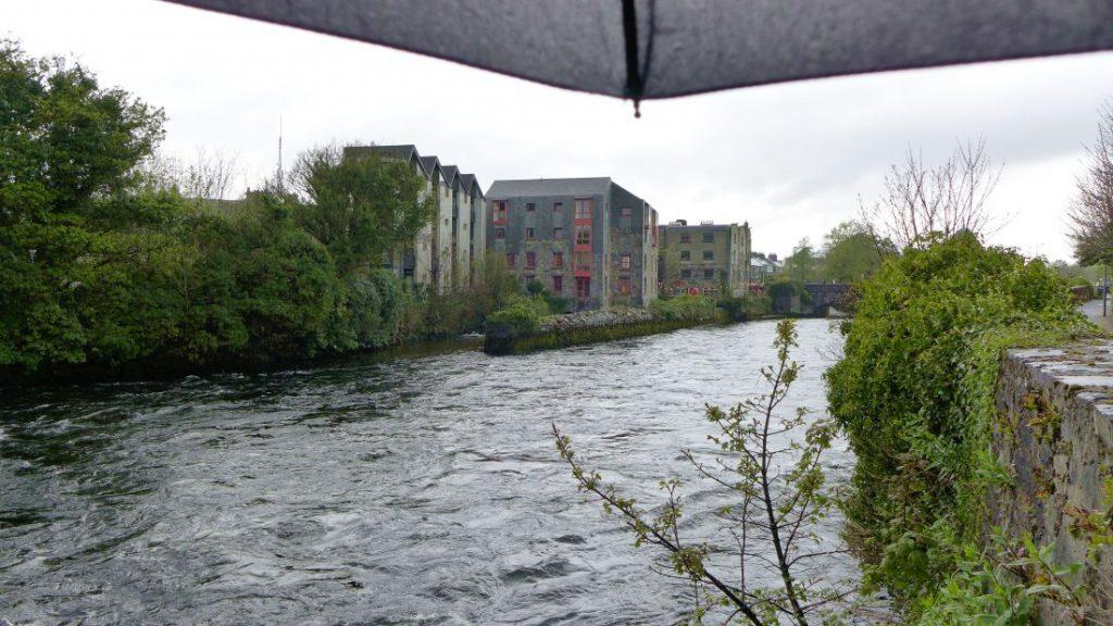 Galway Fluss Corrib