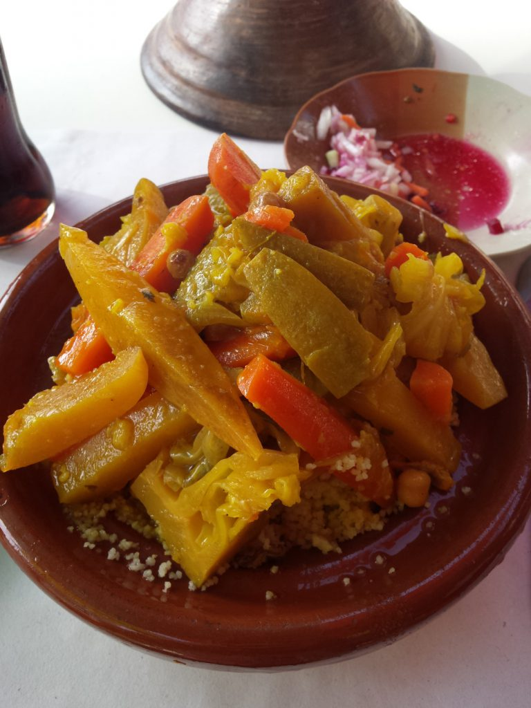 Marokko Merkmale Essen