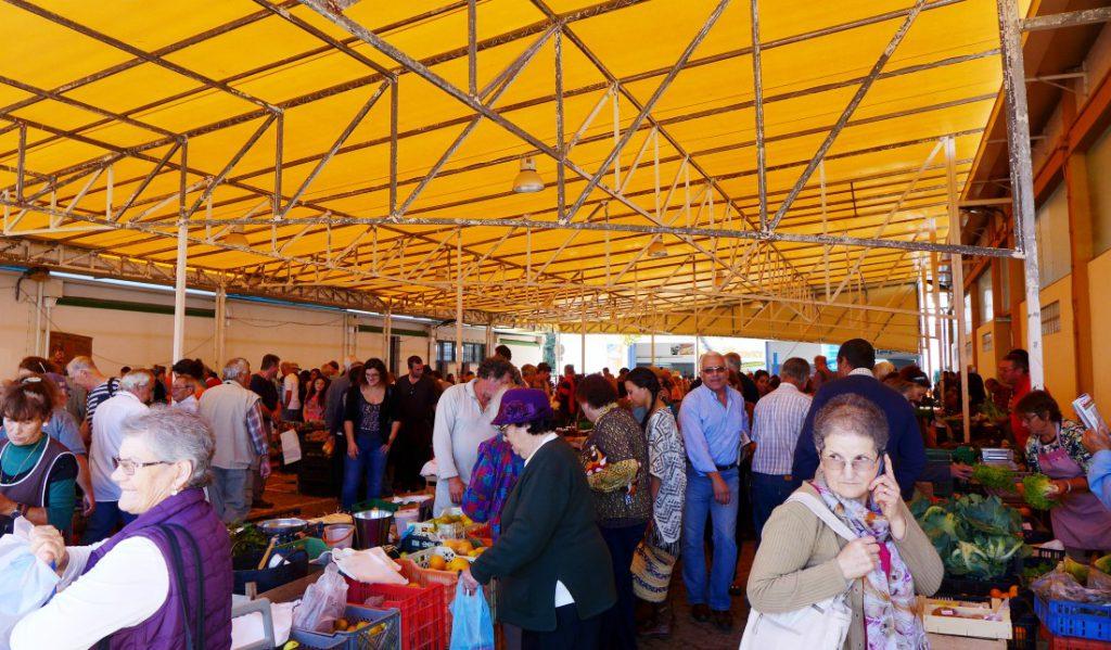 Lagos Tipps Bauernmarkt am Samstag
